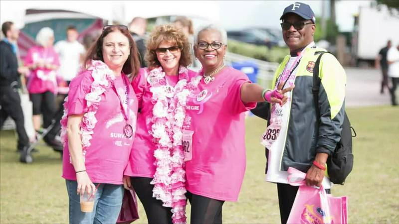 It's Breast Cancer Awareness Month and a Royal Palm Beach woman is shedding light on the...