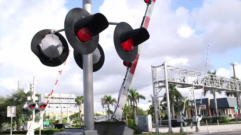 """Tri-Rail is proud to present its """"Look Both Ways"""" campaign to remind drivers and pedestrians to..."""