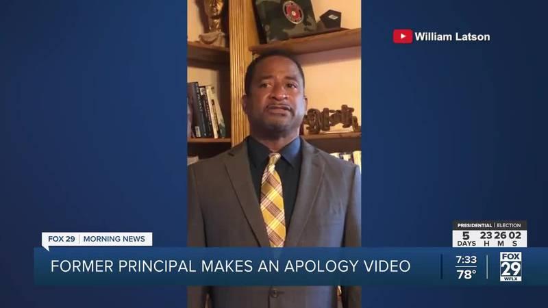 Ex-Boca Raton principal: 'I am not a Holocaust denier'