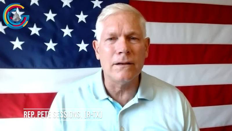 Rep. Pete Sessions (R-TX) spoke with Gray Television's Washington News Bureau on Monday evening...