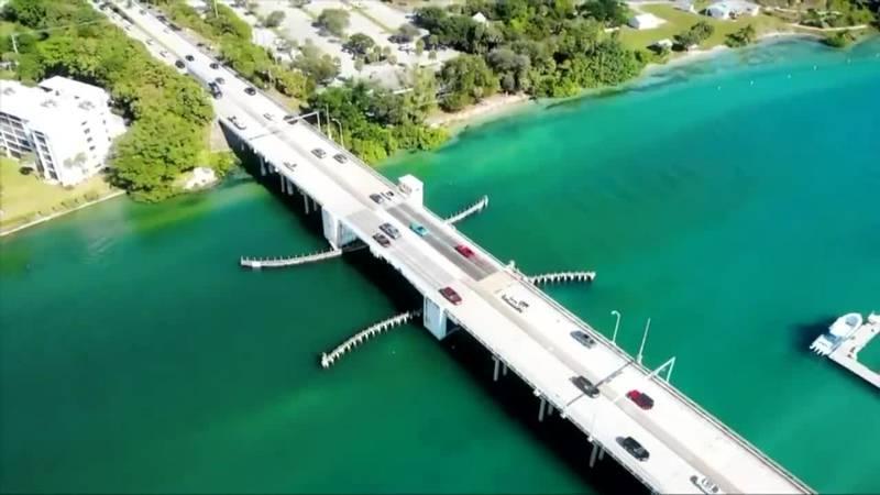 Work is underway in Jupiter to replace the 63-year-old Jupiter US-1 bridge.