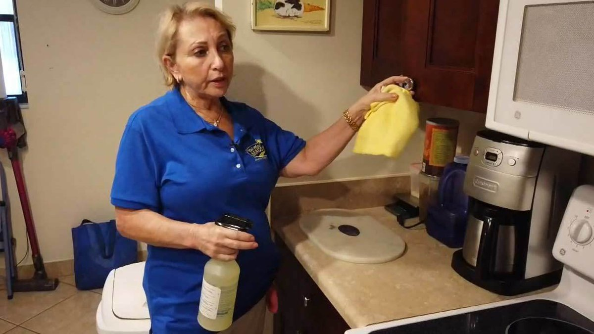 Lauren Reza is a Jupiter mom and pediatric nurse who knows a thing or two about germs. During...