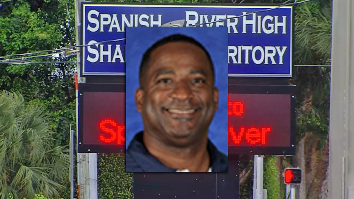 The Palm Beach County School Board will vote Wednesday afternoon whether to fire former Spanish...