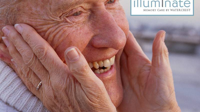 Watercrest Senior Living's specialized approach to memory care, illuminate, is a program...