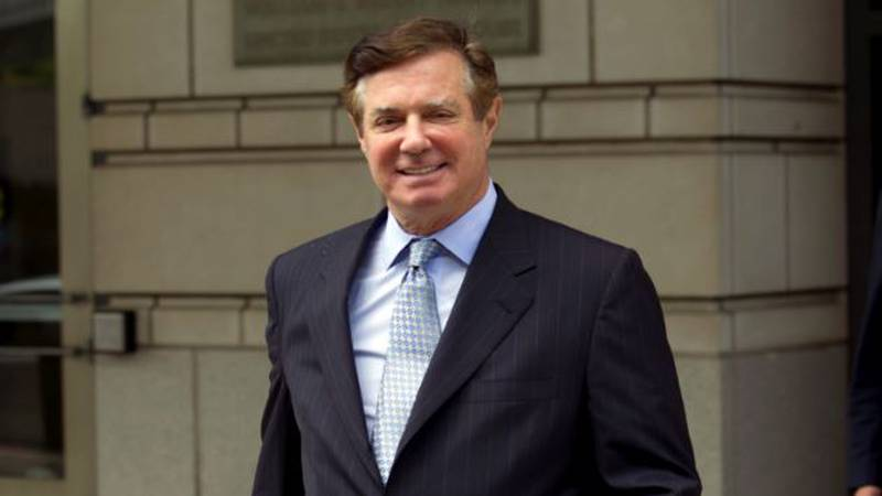 Paul Manafort, the former campaign chairman for President Donald Trump in 2016, was sentenced...