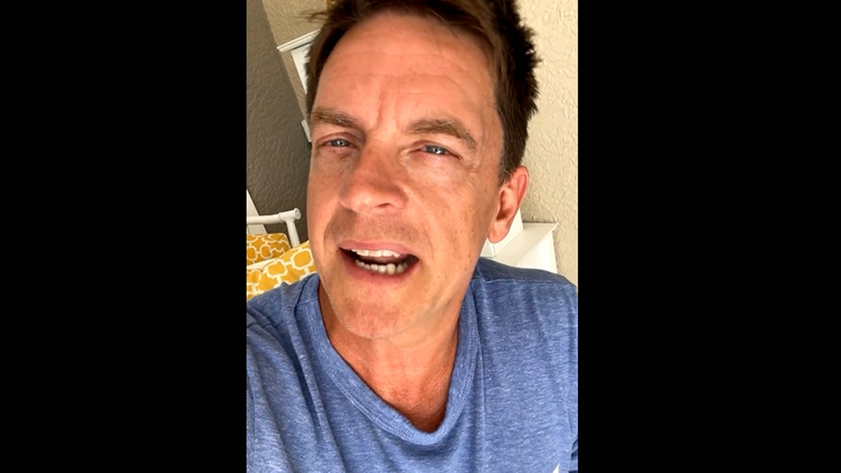 Jim Breuer talked about vaccine choice and venues requiring proof of vaccination.